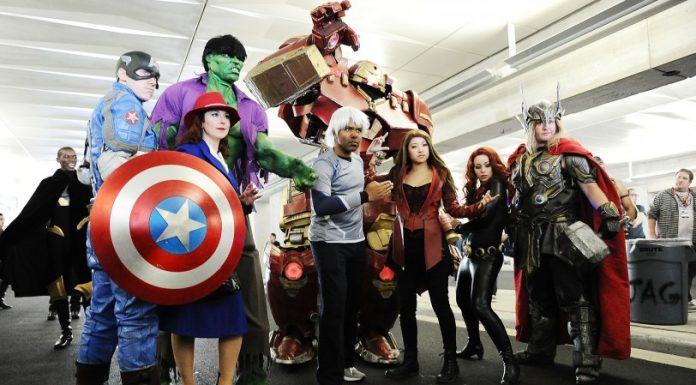 Full San Diego Comic-Con Movie Panel Schedule!