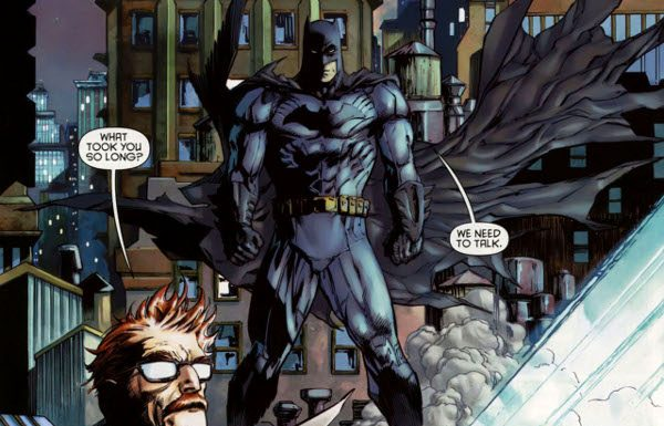"""J.K. Simmons' Jim Gordon is a """"Badass"""" In Justice League"""