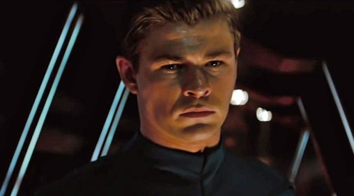 Chris Hemsworth Is Returning for Star Trek 4