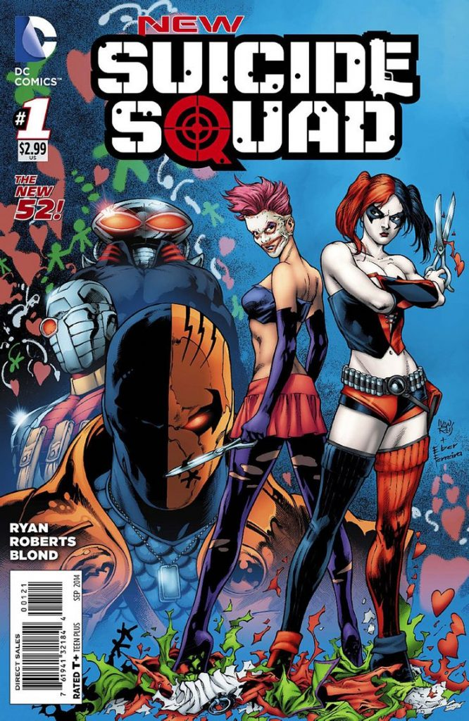Suicide Solution: The History of Harley Quinn