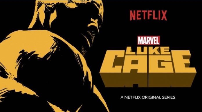 First Poster for Netflix Series Luke Cage Revealed!