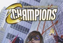 Change the World – Your First Look Inside CHAMPIONS #1!