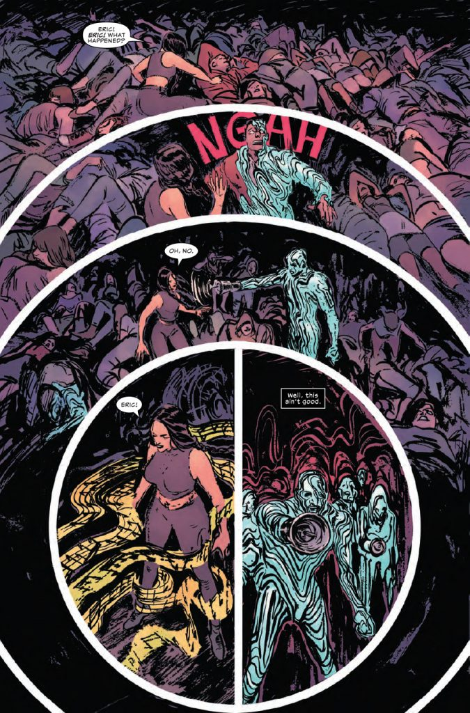 Daredevil Annual #1(2016) Review: The Return of Echo