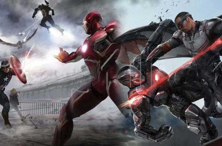 Captain America: Civil War Blu-ray Details Revealed!