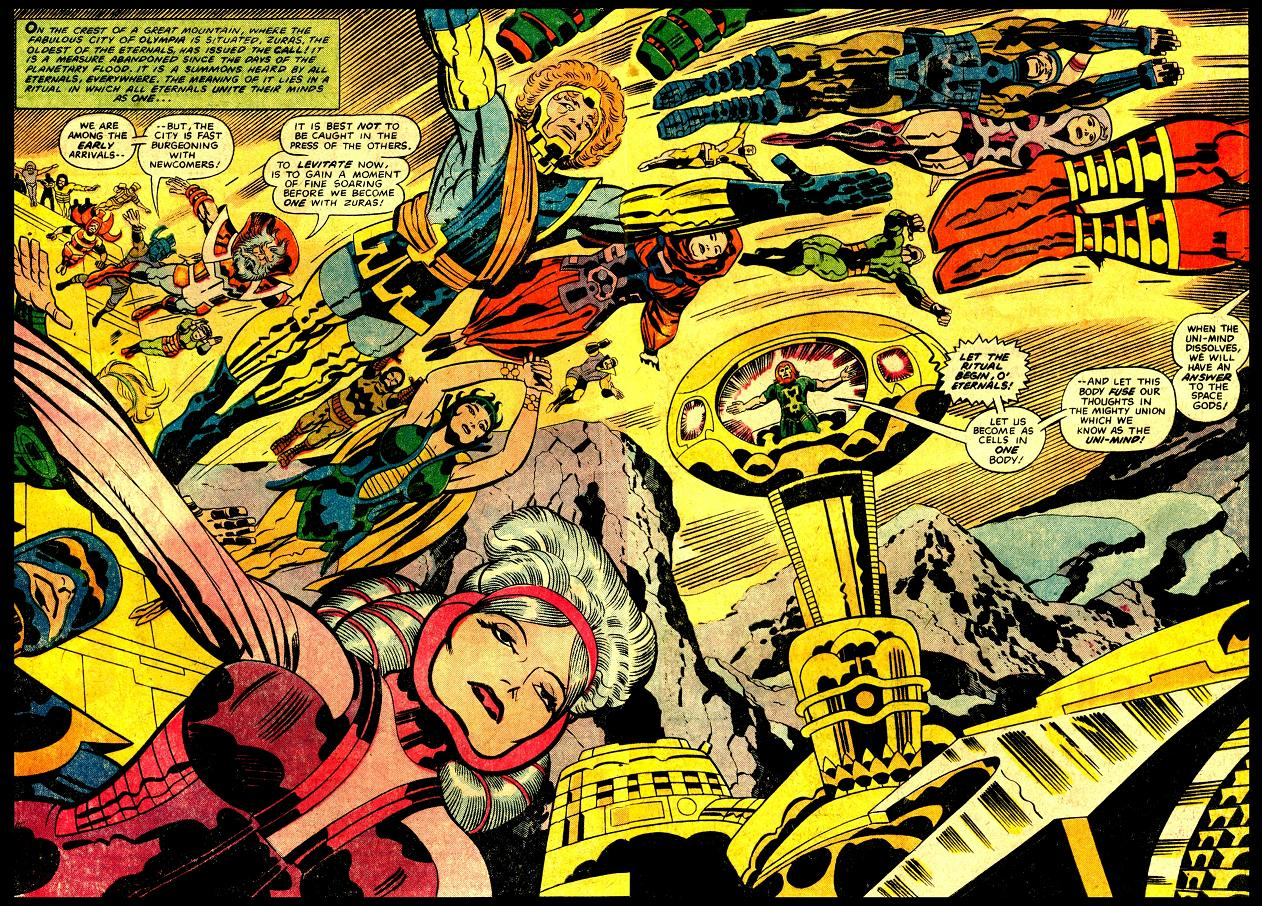 New (made-up) Facts About Jack Kirby Revealed!