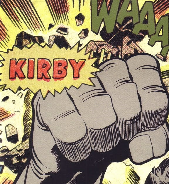 7 New (made-up) Facts About Jack Kirby Revealed!