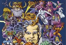 8 New (made-up) Facts About Jack Kirby Revealed!