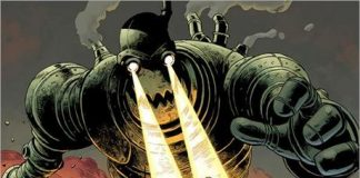 Black Hammer #2 Review: What's the Magic Word?