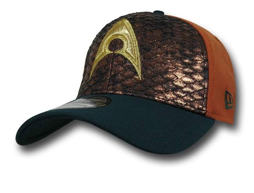 It's the Batman Vs Superman Aquaman Symbol New Era 3930 Hat!