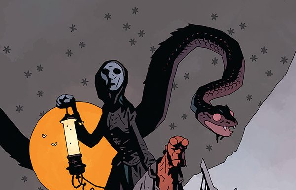 New Hellboy Graphic Novel Coming in 2017