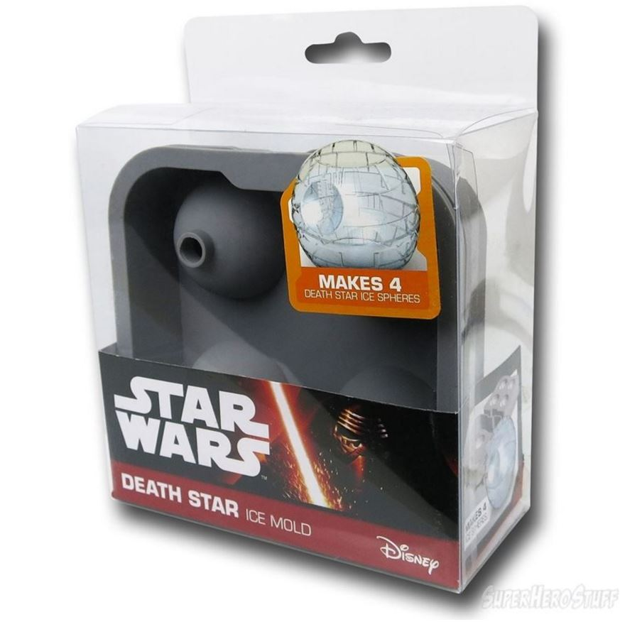 Star Wars Death Star Ice Mold!