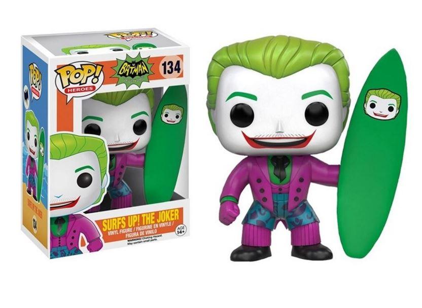 The Joker Surfs Up! Funko Pop Vinyl Figure!