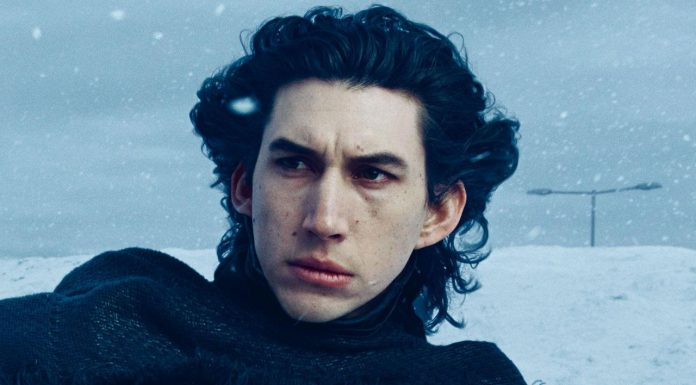 Adam Driver Gushes Over Star Wars: Episode VIII Script and Director!