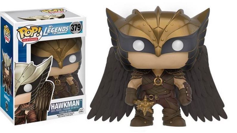 Hawkman TV Legends of Tomorrow Funko Pop Vinyl Figure!