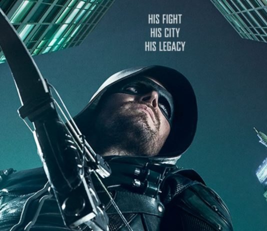 Arrow Stands Tall in New Poster for Arrow Season 5