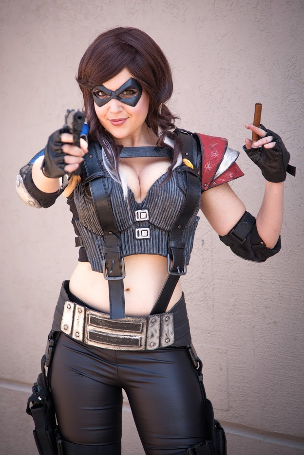 Cosplay Spotlight: Meet Nicole Marie Jean!