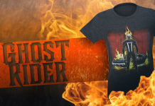 Gear Up for Agents of SHIELD Season 4 Premier with Ghost Rider Swag!