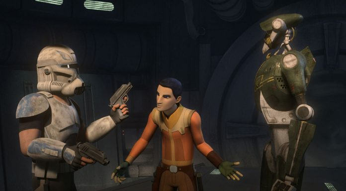 "Star Wars Rebels Season 3 Episode 6 Review: ""The Last Battle"""