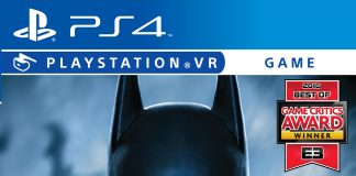 Batman: Arkham VR Coming Soon to Playstation VR