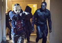 """Arrow's Team Suits Up in New Images from Season 5 Episode 4: """"Penance"""""""