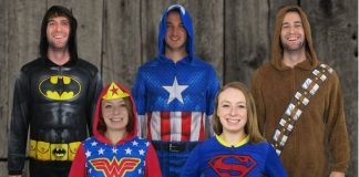 Check out Our Selection of Superhero Union Suits!