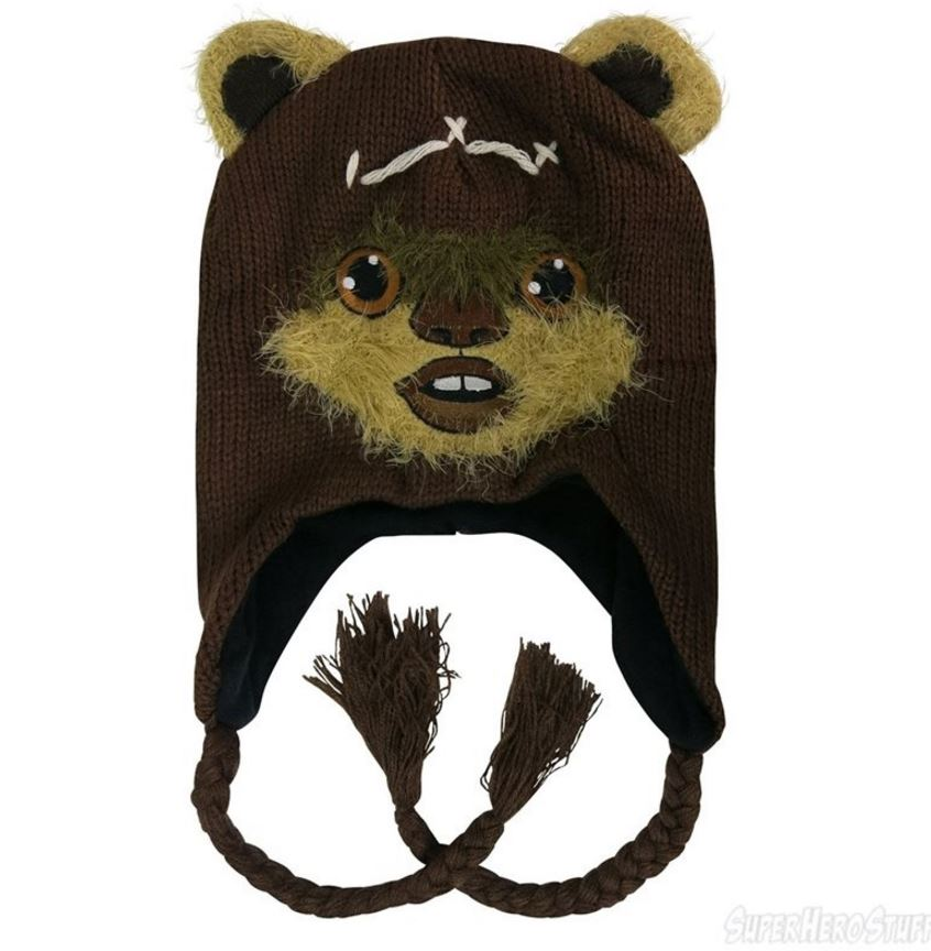 It's the Star Wars Ewok Peruvian Beanie!