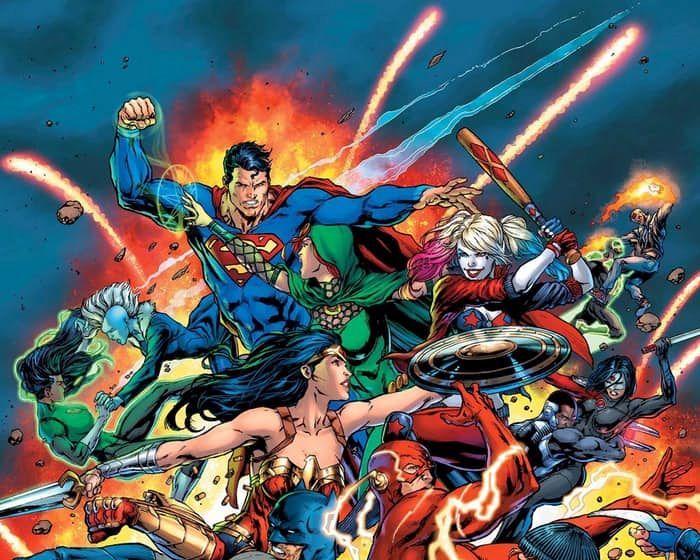Justice League vs. Suicide Squad Update: Artist Line-Up Announced, Plus Preview Pages!