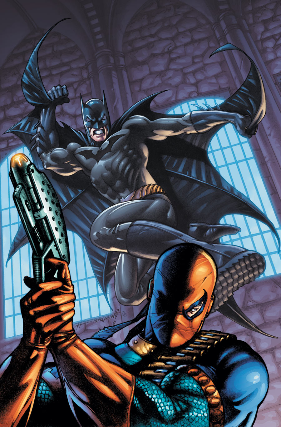 Joe Manganiello (Deathstroke) Says THE BATMAN Takes Franchise in a