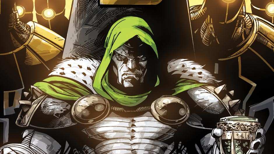 Stan Lee Approves of Doctor Doom and Talks Hulk vs. Thor