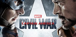 'Captain America: Civil War Comes to Netflix' on a Very Merry Date!