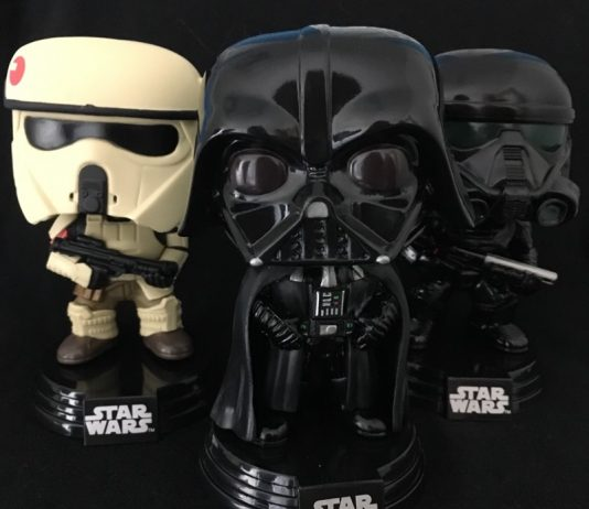 Rogue One POP Vinyl Figures: Soldiers of the Empire!