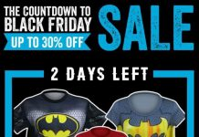 Countdown to Black Friday Sale Day 9: Bat Family!