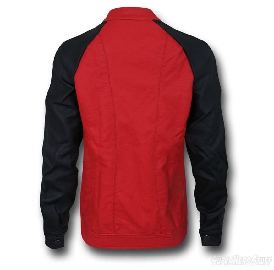 Product Spotlight: It's the Deadpool Side Zip Moto Women's Jacket!