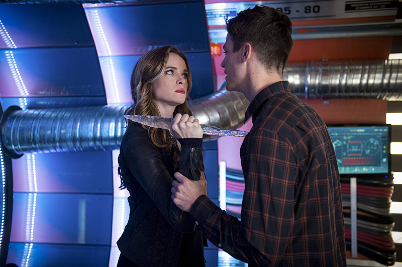 "5 Takeaways from The Flash Season 3 Episode 8: ""Killer Frost"""