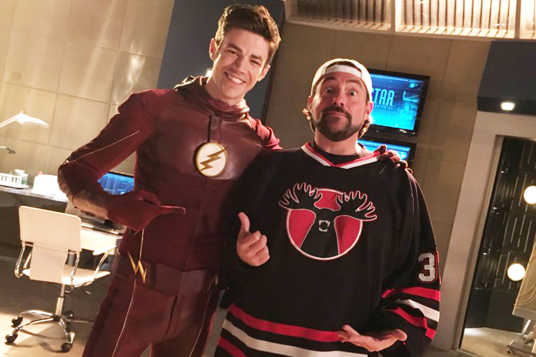 Six Reasons Why Kevin Smith Should Direct the Flash. Seriously.