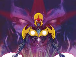 Nova #1 Review: Richard Rider Is BACK!