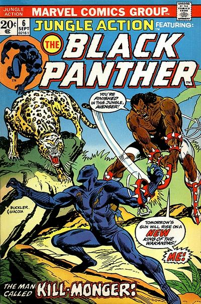 Who Is the Black Panther? The History of Wakanda's Warrior-King, the First Black Superhero in Comics