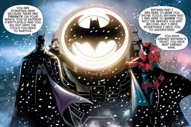The Top Ten DC Books of 2016: Counting Down to 'Rebirth's' Best