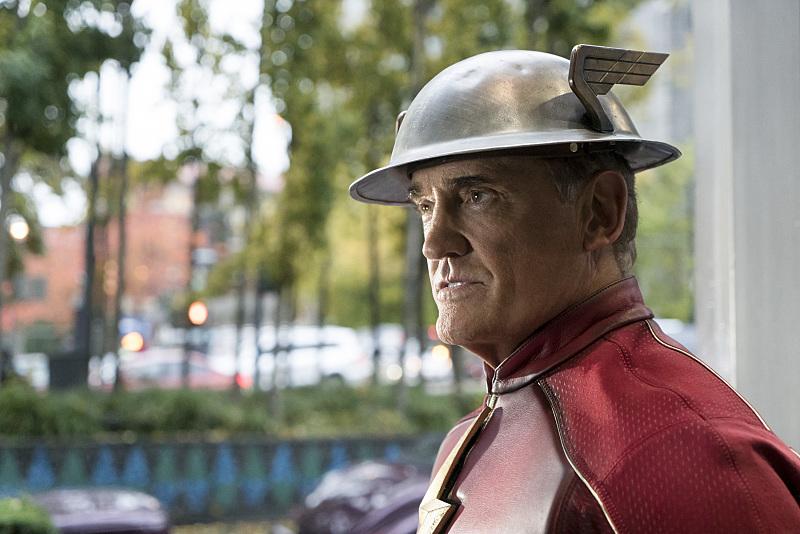 "The Flash Season 3 Episode 9: ""The Present"""