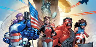 U.S.Avengers #1 and #2 Review: Star Spangled Heroes vs. Time Pirates!
