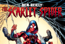 Ben Reilly: THE SCARLET SPIDER Returns for All-New Series!