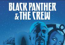 Marvel Comics Announces BLACK PANTHER & THE CREW