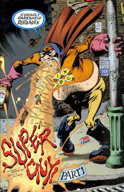 The Ten Lamest Superheroes Ever! (Seriously, They're the Worst)