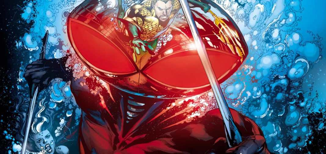 Aquaman Movie May Have Found Its Black Manta: 'Get Down' Actor Yahya Abdul-Mateen II