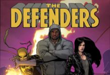 Marvel Takes a Cue from Netflix and Launches THE DEFENDERS Comic!