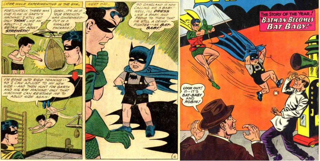 The Strangest Transformations Befalling Ten of Your Favorite Superheroes!