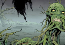 Black Hammer #6 Review - 'Tis the Season of the Witch