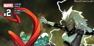 Inhumans vs. X-Men #2 Review: X-Men Unleashed