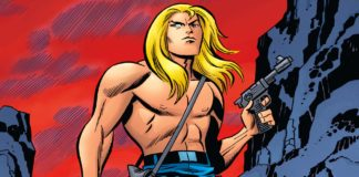 """Kamandi Challenge #1 Review: A Fine Tribute to """"The King"""""""