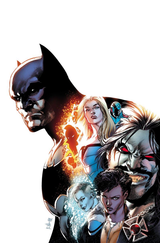 Justice League REBIRTH #1 Review: Batman Handpicks a Team Without Gods